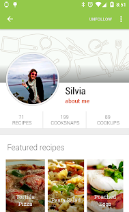 Allthecooks Recipes - screenshot thumbnail