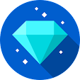 Win! Diamond icon