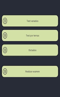 Aprende Ortografía con Tests- screenshot thumbnail