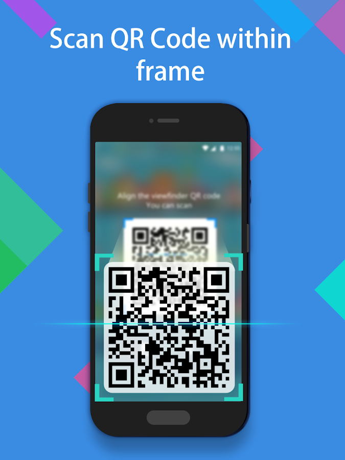 qr scanner android apps on google play. Black Bedroom Furniture Sets. Home Design Ideas