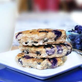 Blueberry Pie Pancakes.