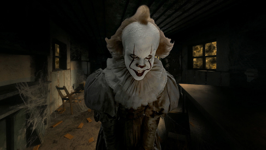 IT: Escape from Pennywise Cardboard 1.2 MOD + APK + DATA Download 3