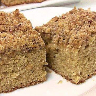 Old Fashioned Coffee Cake- Carolyn's Twist on L.A.U.S.D. Original