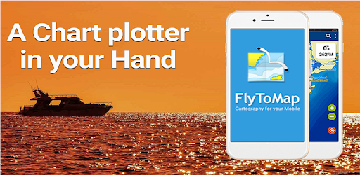Marine and Fishing Charts - The power of a GPS plotter in the palm of your hand