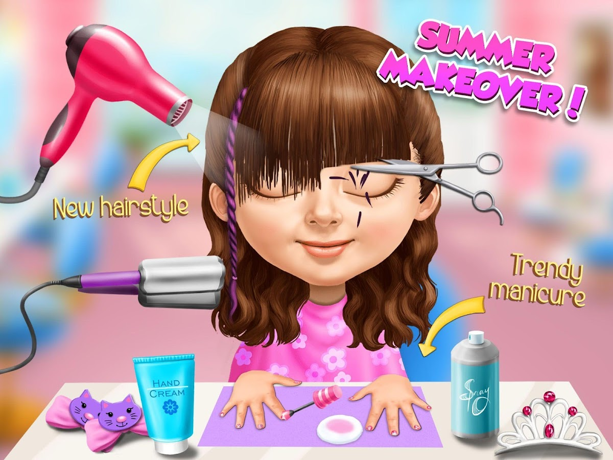 Sweet Baby Girl Summer Fun Apl Android Di Google Play