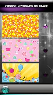 Candy Keyboards - náhled