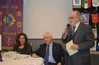 07/10/2013 serata con Prof. DANIELE SERAGNOLI