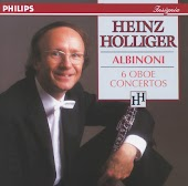 Albinoni: Concerto a 5 in D minor, Op.9, No.2 for Oboe, Strings, and Continuo - 2. Adagio