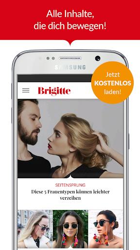 BRIGITTE - Mode Liebe Beauty