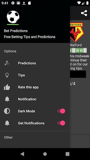 Sure Bet Predictions 5.9 Screenshots 4