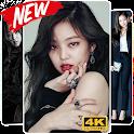 Jennie Kim Blackpink Wallpaper KPOP Fans HD icon