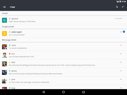 VoiSmart Chat for PC-Windows 7,8,10 and Mac apk screenshot 5