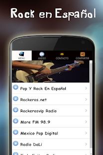 Rock en Español - náhled