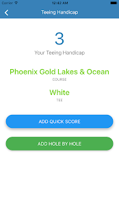Birdie Golf Handicap Thailand- screenshot thumbnail