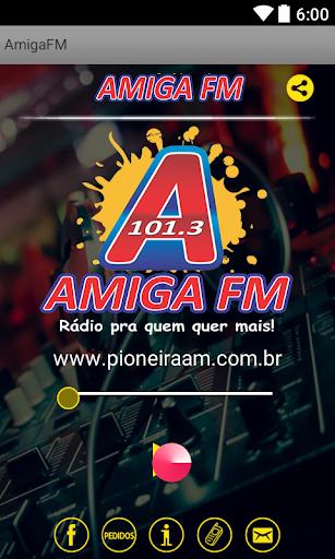 Amiga FM 101 3