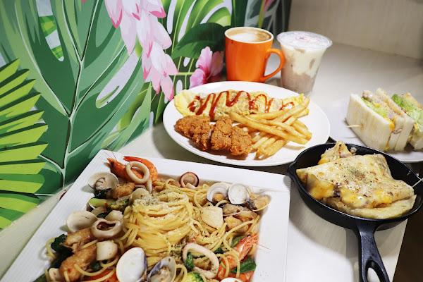 Dejia得嘉野餐廚房,西門早午餐,近西門站,手作精緻餐點,新鮮食材,大推爆漿芋泥起士四重奏蛋餅,平價