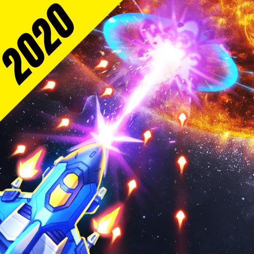 Space Justice: Space shooter in Galassia. Danmaku