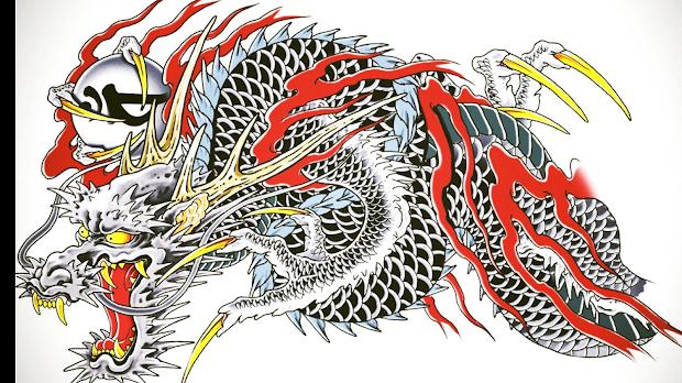 Ryū Tatsu japon dragon culture dieu