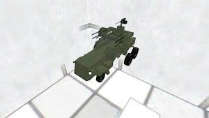 Austin Armoured Car 改造