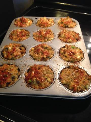 Left-over Stuffing? Turn it into Clam Cakes!