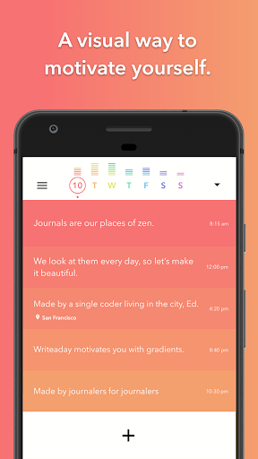 Writeaday – Journal & Timeline PRO v1.5 [Unlocked]