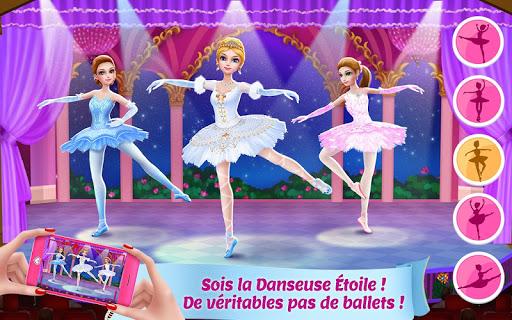 Jolie Ballerine  captures d'u00e9cran 1