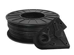 Black PRO Series PLA Filament - 1.75mm (1kg)