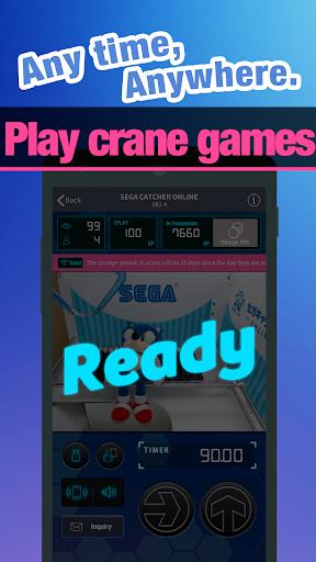 SEGA CATCHER ONLINE apktram screenshots 2