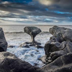by Sverre Sebjørnsen - Landscapes Weather ( konkurranse )