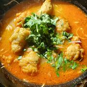 Dill Fish Cake Soup (Bun Cha Ca)