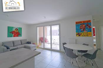 Appartement meublé 2 pièces 47,83 m2