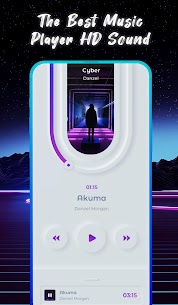 Music Player Galaxy S20 Ultra Free Music Mp3 2.3.8 MOD for Android 2
