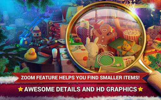 Hidden Objects Christmas Gifts – Winter Games ss2