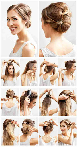 Hairstyle Tutorial Ideas