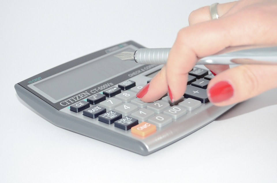 Calculator, The Hand, Calculate, Count, Add, Taxes