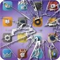 Screen Crack Prank icon