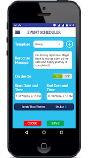 Text & Away Best Autoresponder- screenshot thumbnail