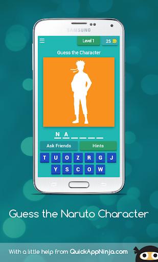 免費下載拼字APP|Guess the Naruto Character app開箱文|APP開箱王