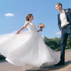 Esküvői fotós Anna Dobrovolskaya (LightAndAir). Készítés ideje: 02.07.2016