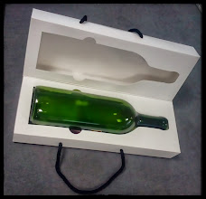 Photo: Caixa Especial para uma garrafas - Foto 4