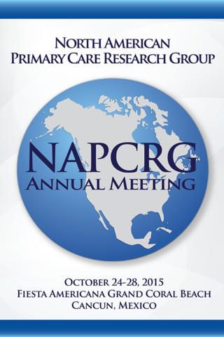 NAPCRG 2015