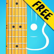 Learn music notes on your Guitar Fretboard (free)