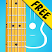 Learn music notes on your Guitar Fretboard (free) Icon