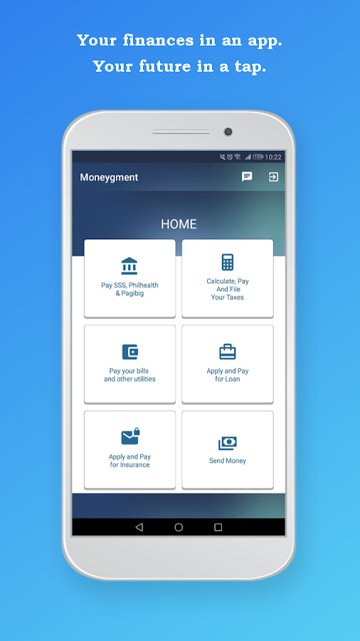 Moneygment- screenshot