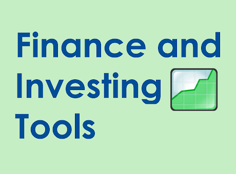 Finance and Investing Tools