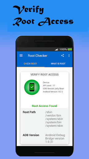 Root Checker - with Safety Net and CLI 7.0.2 screenshots 1