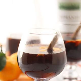 Orange Chai Mulled Wine