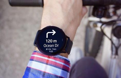 Navigation Pro: Google Maps Navi on Samsung Watch 6