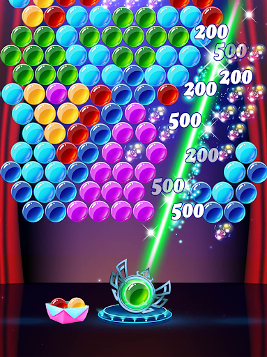 Gymnastics Star Bubble - screenshot