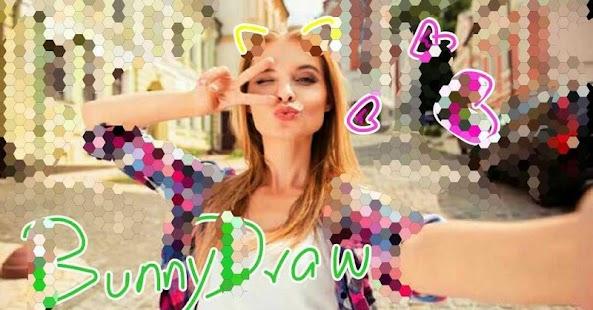 BunnyDraw - DoodleDrawing & Digital art - náhled